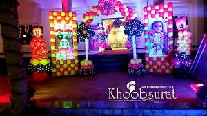 Mickey Mouse Party Theme Decorations - mickey mouse theme decoration by khoobsurat event youtube