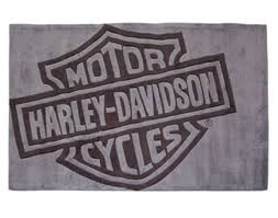 Harley Home Decor by Amazon Com Small Harley Davidson Bar U0026 Shield Area Rug 5ft L X