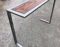 Metal Entry Table Metal Entry Table Etsy