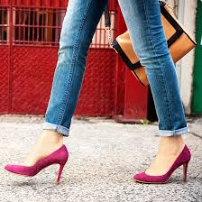 Most Comfortable Work Heels How To Be Comfortable In High Heels Fitness Magazine