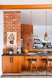 mid century kitchen ideas best 25 mid century kitchens ideas on midcentury
