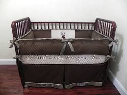 Brown Baby Crib Bedding Custom Baby Crib Bedding Set Paxton Boy Baby By Babybedding On