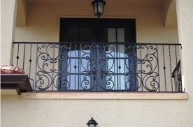 Metal Handrail Lowes Exterior Balustrades Patio Railing Wooden Fences Lowes Iron Door
