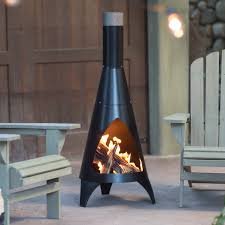 red ember alto steel chiminea the red ember alto steel