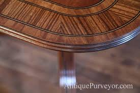 large oval mahogany double pedestal dining room table with traditional double pedestal mahogany dining table with 2 leaves
