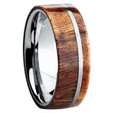 wood inlay wedding band things that make you and mens wood inlay wedding