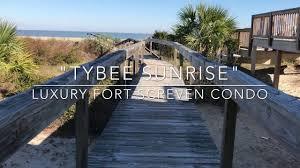 tybee sunrise tybee vacation rental oceanfront cottage rentals