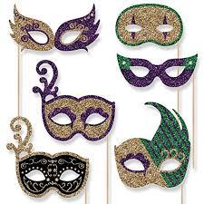 bulk mardi gras masks mardi gras masks set mardi gras photo booth props masks https