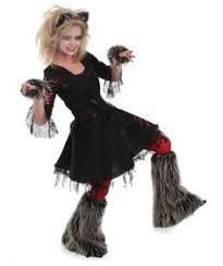 Werewolf Halloween Costumes Girls Girls Howl Ween Werewolf Costume U2026 Pinteres U2026