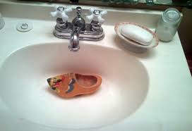 clogged sink pics clogged sink
