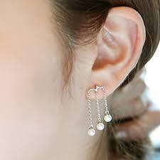 ear wrap ear drop dangle earrings crawler chandelier climber ear wrap pin