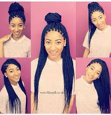 womens hairstyle the box style best 25 box braids styling ideas on pinterest protective