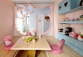 decoration chambre hello idée déco chambre fille de la beauté et de l élégance