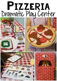 les jeux de cuisine pizza brick oven pizza dramatic play center