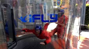 universal city walk halloween ifly indoor skydiving universal studio citywalk youtube
