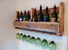 pallet wine rack reclaimed wood 24 stain colors order by