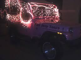 jeep christmas decorations outdoors food art u0026 culture
