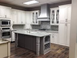 Wellborn Cabinets Price Kitchen Demo Wellborn Cabinets In Glacier Java And Dove Gray Cain