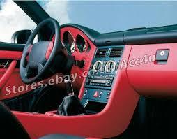 Can I Spray Paint My Car - foliatec red car interior dashboard door panel plastic vinyl spray