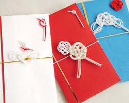 new years envelopes 100 best japanese knots mizuhiki images on knots