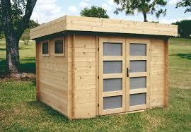 abris de jardin madeira abri bois kivik 28mm 7 99m 298 x 268 cm toit plat madeira