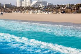 Map Of Los Angeles Beach Cities by Best Beaches In Los Angeles Ca California Beaches