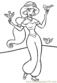 alladin coloring pages aladin coloring page 12 coloring page free aladdin coloring