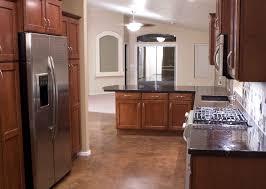 Rustic Cherry Kitchen Cabinets Kitchen Furniture Kitchen Rustic Varnished Teak Wood Kitchen
