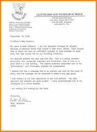 sample student recommendation letter images letter samples format