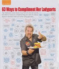 Guy Fieri Meme - dopl3r com memes on the road 63 ways to compliment her