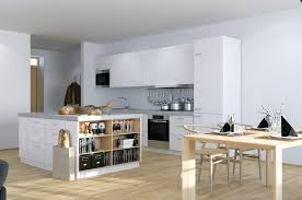 open kitchen plans with island scandinavian studio apartment kitchen with open plan dining and