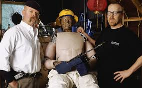 the mythbusters on point