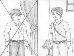 gurbani based sketches gurbaani tv