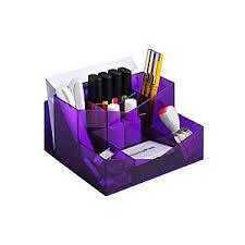 Purple Desk Organizers Really Useful Desk Accessories Pencil Cup Organizer Transluc