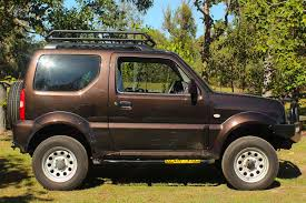 suzuki jimny suzuki jimny sierra wagon brown 53782 superior customer vehicles