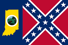 Indiana Flag Images Armed Republic Of Confederate Indiana Wikistates Fandom