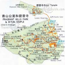 map f beijing maps attractions downtown districts streets