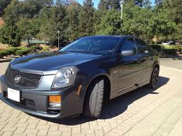 cadillac cts v thunder gray 6 spd manual 6 0l ls2 ultra rare