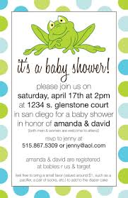 64 best baby shower ideas images on pinterest frog baby showers
