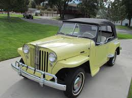 custom willys jeepster willys jeepster for sale hemmings motor news