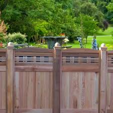 Types Of Backyard Fencing 75 Fence Designs Styles Patterns Tops Materials And Ideas