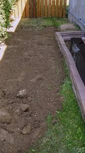starting the side yard landscaping madness u0026 method