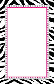 free printable zebra birthday cards sassy and sweet imprintable party invitations bulk bachelorette