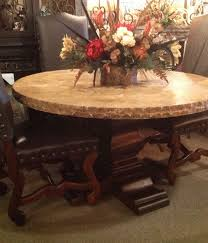 Travertine Dining Room Table Rustic Dining Room Table Travertine Dining Table Hat Creek