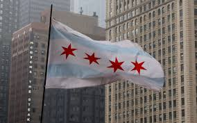 Chicago Flags How Chicago U0027s Flag Came To Be Chicago Tribune