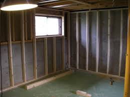 Covering Concrete Walls In Basement by Painting Concrete Basement Walls Fabulous Home Ideas