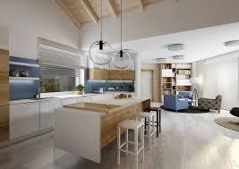 cuisine moderne bois clair inspiration cuisine moderne pour tous les styles en 15 photos