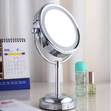 Magnifying Mirror With Light Compare Prices On Makeup Light Stand Online Shopping Buy Low
