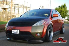lamborghini custom body kits craig flangos 2005 nissan murano custom body kit driven by style llc