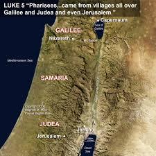 Judea Map Casual English Biblemaps For Luke Casual English Bible